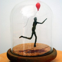 Boy-With-Red-Balloon-by-Jennifer-Mosley